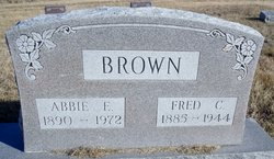 Abbie Elizabeth <I>Lyon</I> Brown