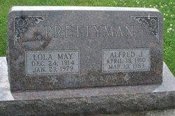 Alfred J Prettyman