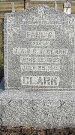 Paul D. Clark