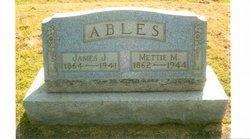 Metta Morris <I>Chapman</I> Ables
