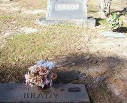 Annie Lucille <I>Blanton</I> Brady
