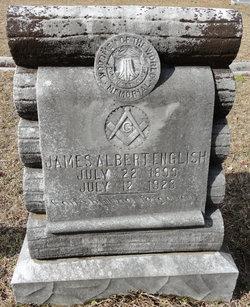 James Albert English