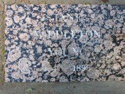 Tabitha Jane <I>Middleton</I> Young