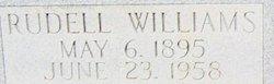 Lavada Rudell <I>Williams</I> Wallace
