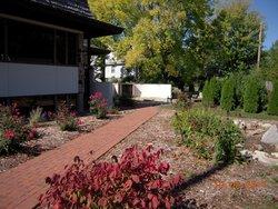 Lake Edge Lutheran Church Memorial Garden