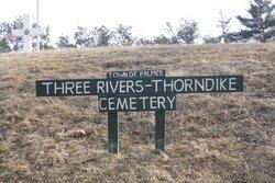 Three Rivers - Thorndike Cemetery