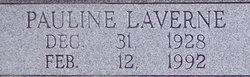 Pauline Laverne <I>Murphy</I> Trobaugh
