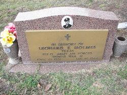 Leonard E. Holmes