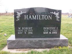 "William Robert ""Bob"" Hamilton"
