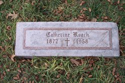 Catherine <I>Riley</I> Roach