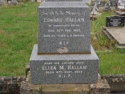 Eliza M Hallam
