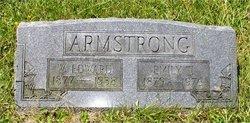 Emily W <I>Loper</I> Armstrong
