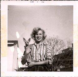 Bette J. <I>Christiansen</I> May
