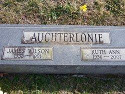 """Ruth Ann """"Ruthie"""" <I>Hensley</I> Auchterlonie"""