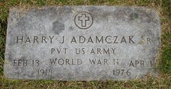 Harry J Adamczak