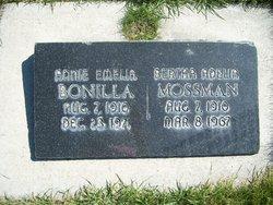 Bertha Adelina Mossman