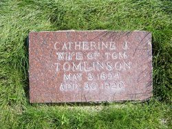 Catherine Tomlinson