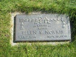 Ellen <I>Moss</I> Norris