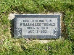 William Lee Thomas