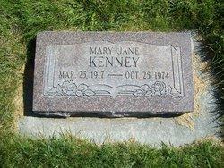 Mary <I>Christensen Quinn Nielsen</I> Kenney