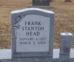 Frank <I>Stanton</I> Head
