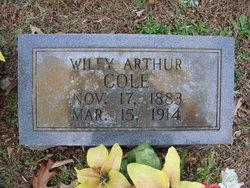 Wiley Arthur Cole