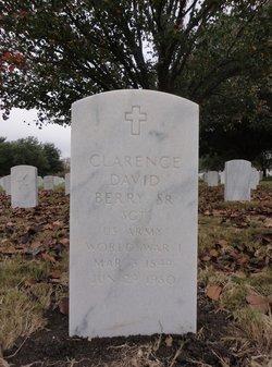 Clarence David Berry, Sr