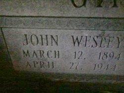 John Wesley Galloway