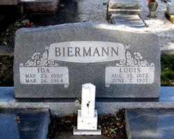 Ida <I>Sprott</I> Biermann