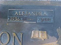Alejandra <I>Ibarra</I> Chacon