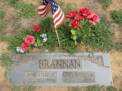 "George W ""Brit"" Brannan, Sr"