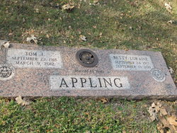 Betty Loraine <I>Martin</I> Appling