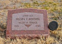 Kelsey C Horning
