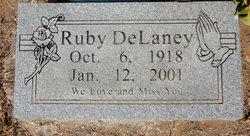 Ruby Lee <I>Nance</I> DeLaney
