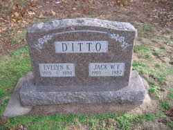 Evelyn K Ditto