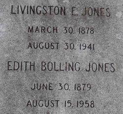 Edith <I>Bolling</I> Jones