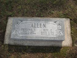 Roy Franklin Allen