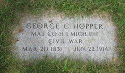 Maj George Clinton Hopper