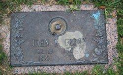 John W Crook
