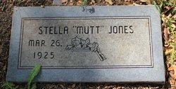 "Stella ""Mutt"" Jones"