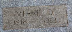 Mervil D Wood