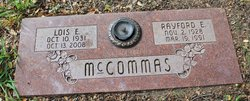 Rayford E McCommas