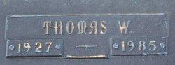 Thomas W Francis
