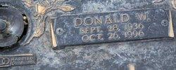 Donald W Keck