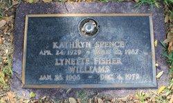 Lynette <I>Fisher</I> Williams