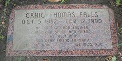 Craig Thomas Falls