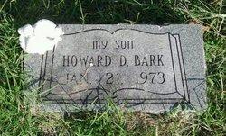 Howard Douglas Bark