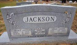 Annie Laura <I>Carr</I> Jackson