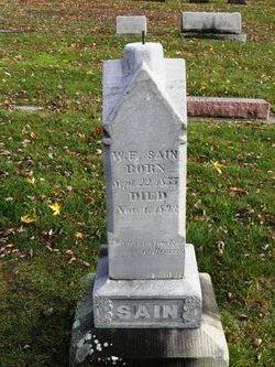Wilson Finley Sain
