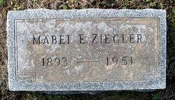 Mabel E. Ziegler